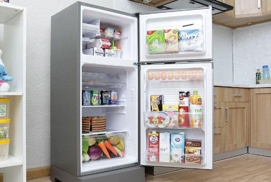 Tủ lạnh Sharp SJ-172E-SS