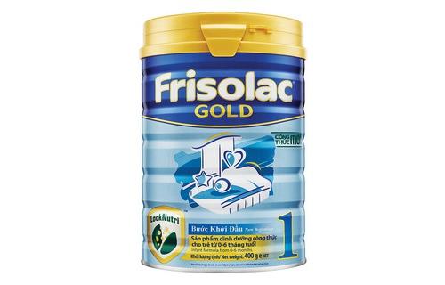 sữa frisolac gold số 1