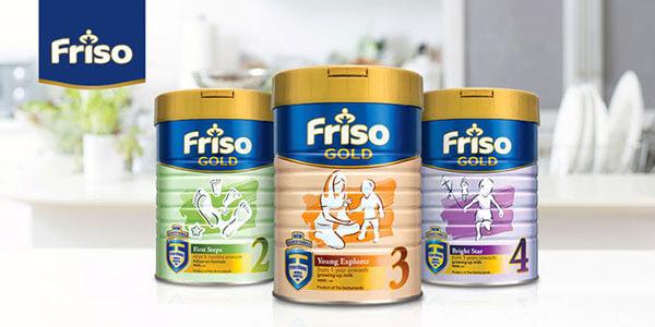 Sữa Friso có tốt không
