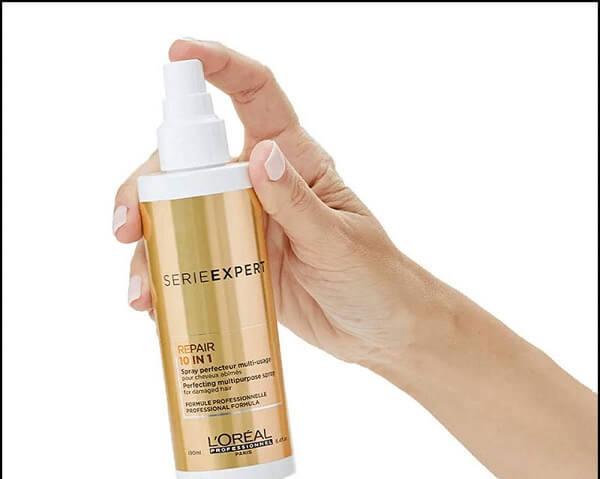 Xịt dưỡng tóc L'Oreal Elseve Total Repair