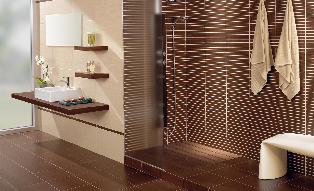 Tư vấn cách chọn gạch ốp nhà vệ sinh đẹp và sang trọng