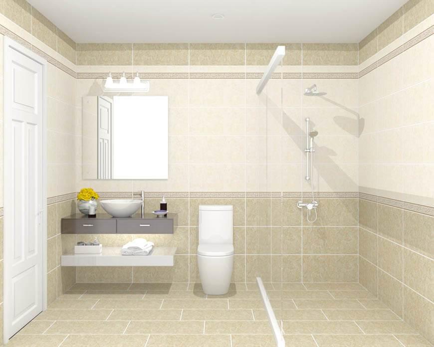 gạch ốp nhà vệ sinh