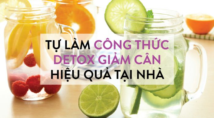 Detox kết hợp cùng các bài tập thể dục giúp bạn giảm cân hiệu quả