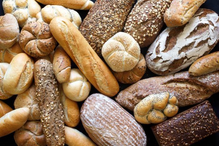 Gluten được sử dụng phổ biến trong làm bánh