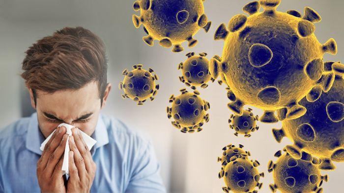 Triệu chứng khi nhiễm virus corona
