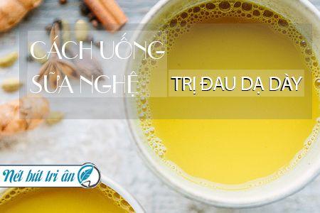 cach-uong-sua-nghe-tri-dau-da-day