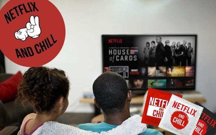 Ý nghĩa của cụm từ Netflix and Chill