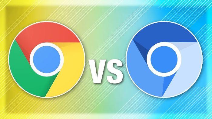 Chromium và Chrome có những điểm gì khác nhau?