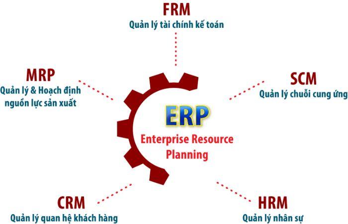ERP mang lại cho doanh nghiệp nhiều lợi ích
