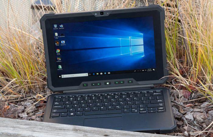 Dell Latitude 7172 có khả năng chống nước, tuổi thọ của pin dài