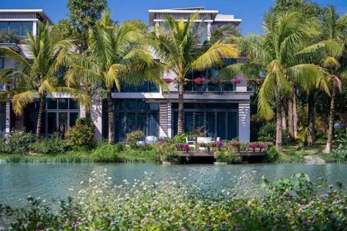 Ecopark Grand The Island dựa trên cảm hứng từ mô hình Đảo Cọ tại Dubai