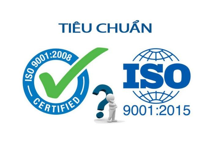 Phân loại bộ danh mục tiêu chuẩn ISO