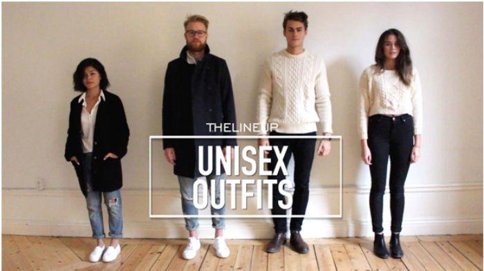Unisex là cụm từ chỉ phong cách trung tính