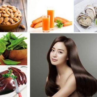Nếu cơ thể bị mất cân bằng hàm lượng kẽm sẽ khiến tóc bạc sớm