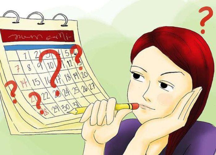 Hướng dẫn cách tránh thai bằng tính chu kỳ kinh nguyệt