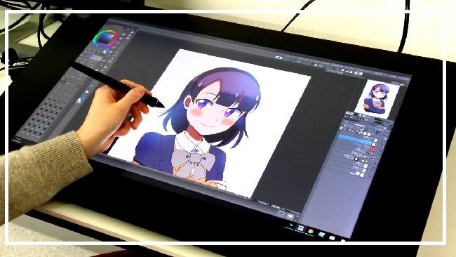 Vẽ animo bằng máy tính