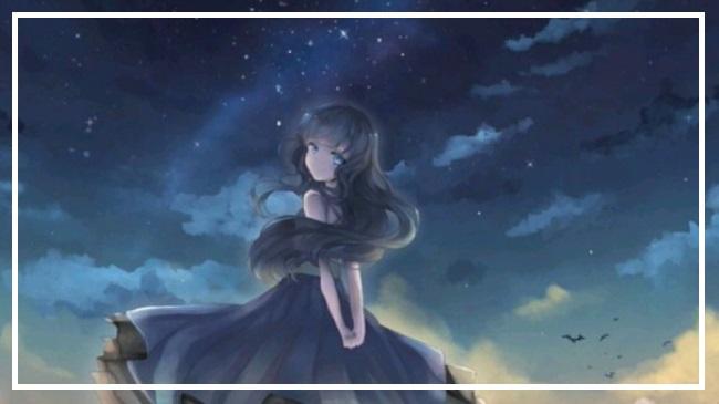 Phong cảnh trong Anime
