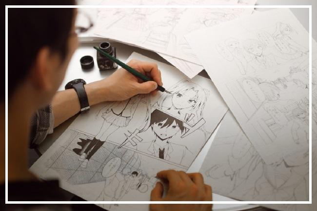 Cách vẽ animo