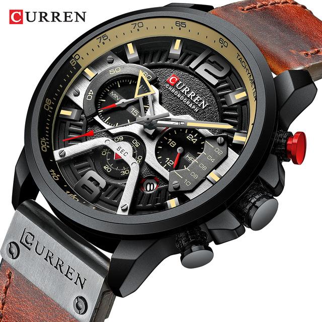 Đánh giá Đồng hồ Curren có tốt không?