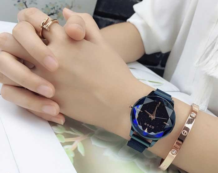 Đồng hồ nữ GUOU 1509 Midnight