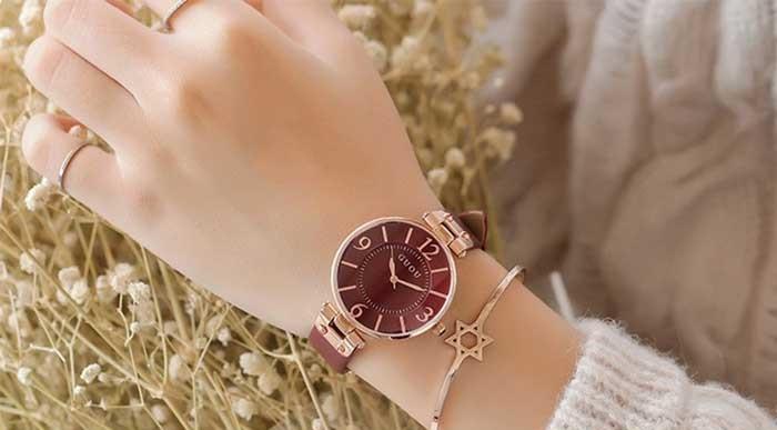 đồng hồ hiệu Guou