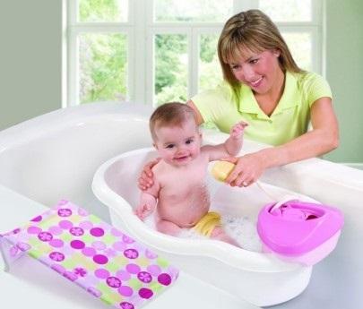 Lưu ý khi mua chậu tắm em bé
