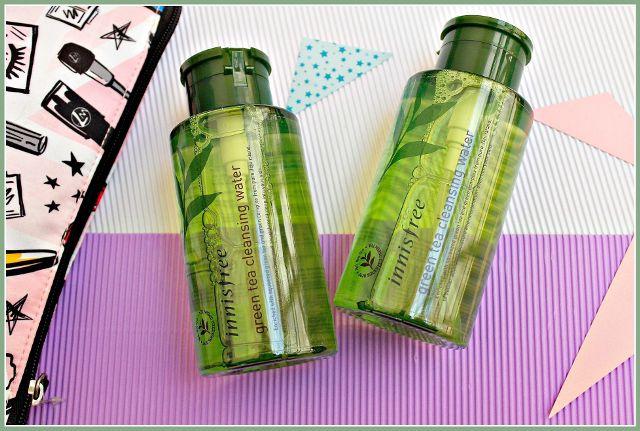 Nước Tẩy Trang Innisfree Green Tea