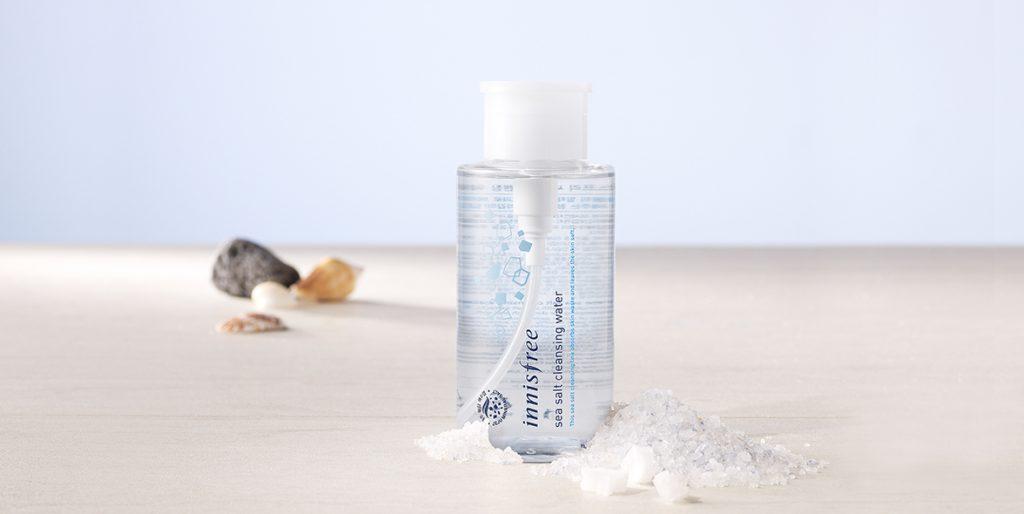 Nước Tẩy Trang Muối Biển Innisfree Sea Salt