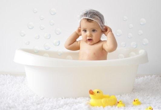 Sữa tắm gội cho bé có tác dụng gì?