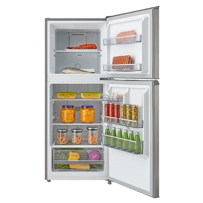 Tủ lạnh 2 cánh Midea MRD-255FWES 207 Lít