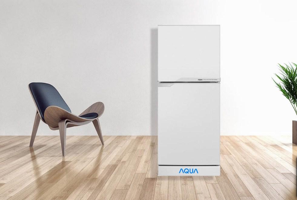 Đánh giá Tủ lạnh Aqua AQR-125BN (SS) - 123 Lít (Bạc)