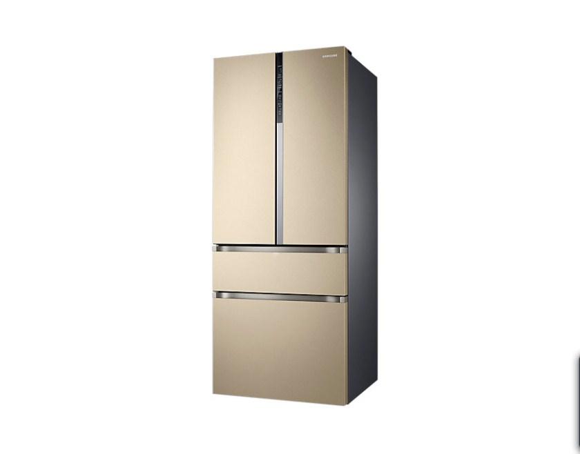 Tủ lạnh Samsung RF50K5821FG/SV side by side 475L