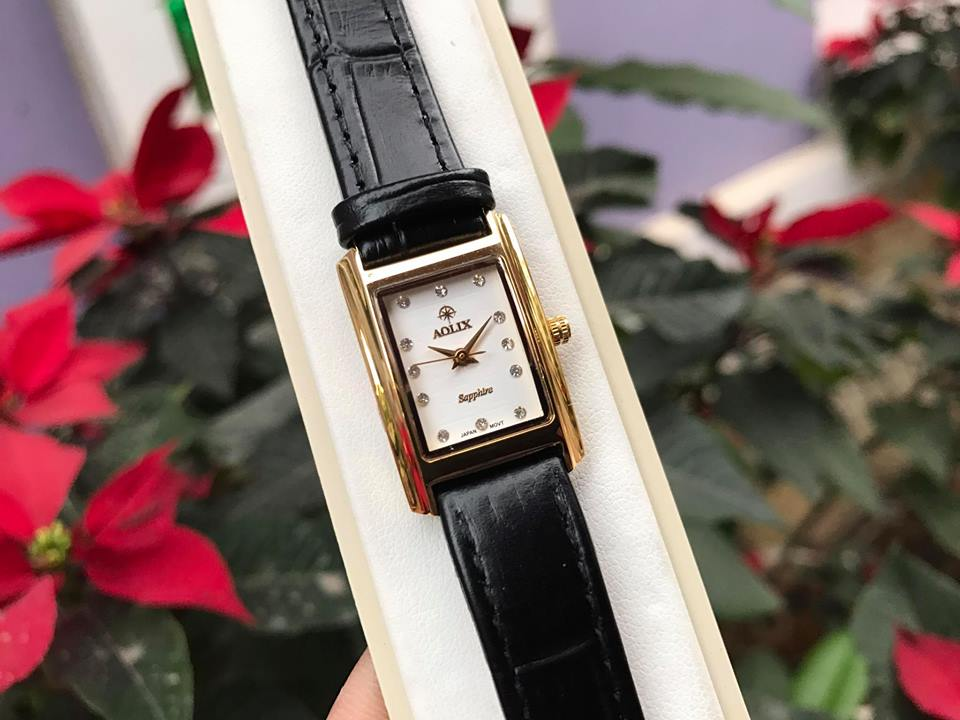 Đồng hồ nữ Aolix Al 9046L – MLKD