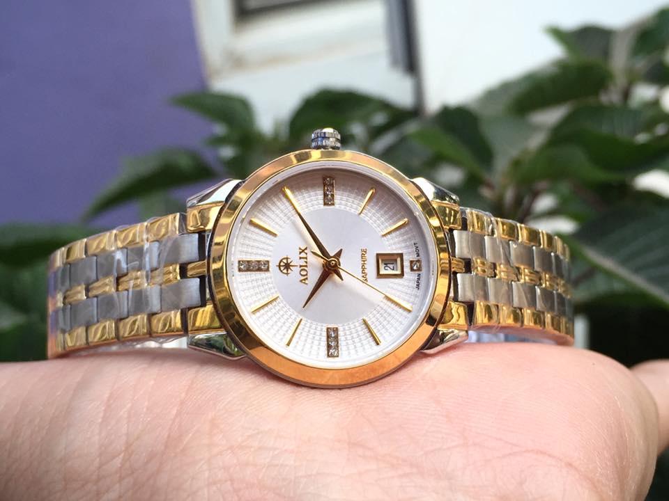 Đồng hồ nữ Aolix AL 9094L-MLK