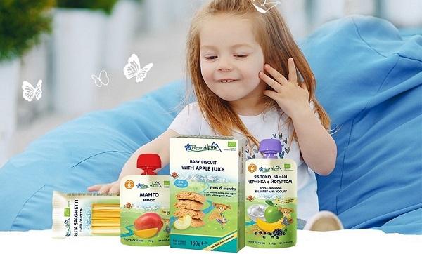 Bột ăn dặm nên được sử dụng cho bé từ 4 - 6 tháng tuổi