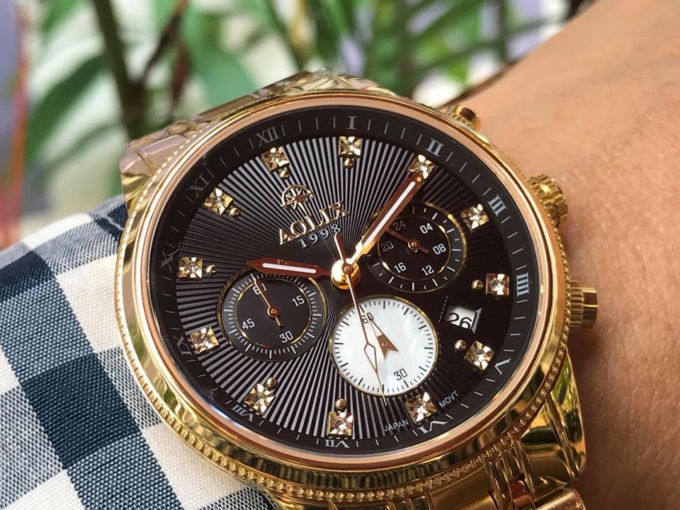 Đồng hồ nam Aolix AL 7069 – MKD
