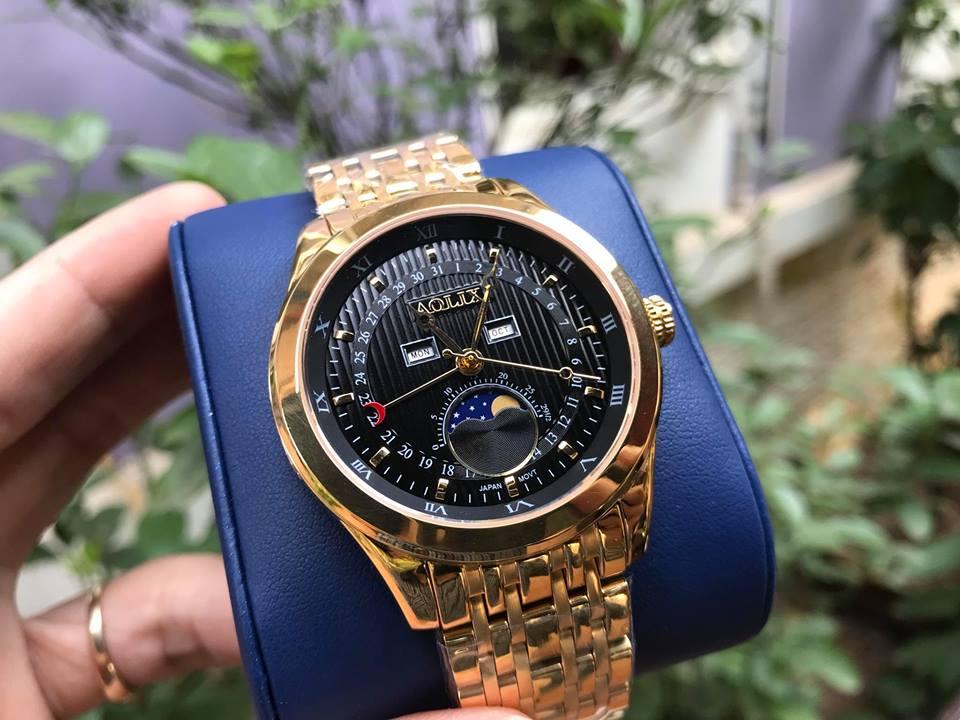 Đồng hồ nam Aolix AL 7073g