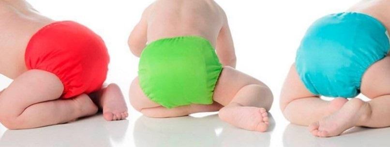 Mẹ có nên dùng tã vải cho trẻ sơ sinh?