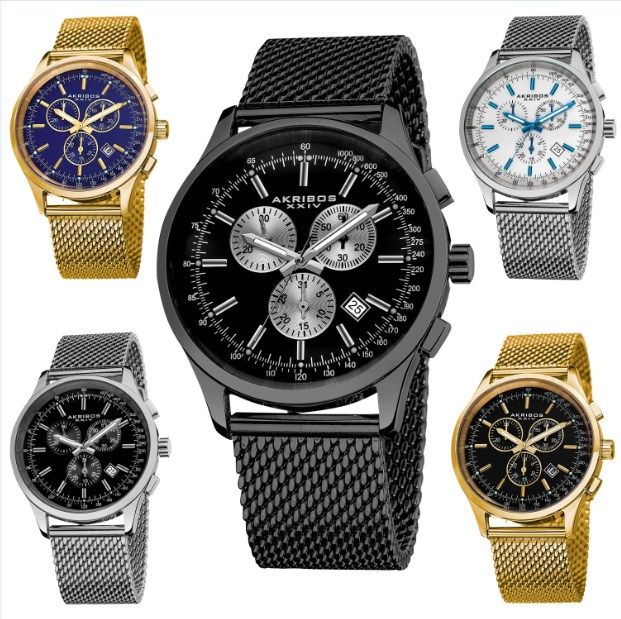 Đồng hồ Akribos có tốt không