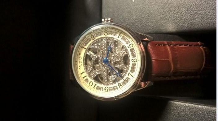 Đồng hồ nam Akribos XXIV AK807BR