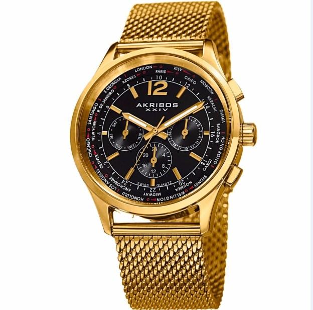 Đồng hồ nam Akribos XXIV