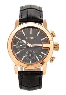 Đồng hồ nữ dây da GUOU CH346