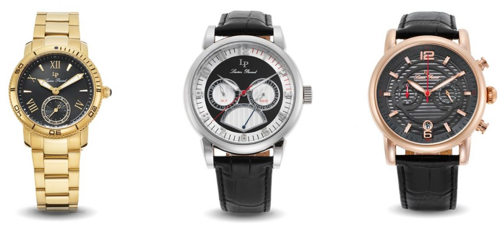 Đồng hồ Lucien Picard có giá khác nhau tùy theo mẫu mã, chất liệu tạo thành.