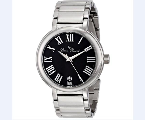 Đồng hồ Lucien Piccard Men's LP-11313-11 dành cho nam thanh lịch.