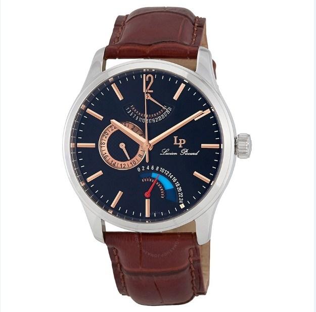 Đồng hồ Lucien Piccard Talenti Mens Watch 40051-RA-BRW dành cho nam.