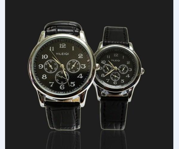 Đồng hồ thời trang YILEIQI có thiết kế đẹp mắt, tỉ mỉ trong từng chi tiết