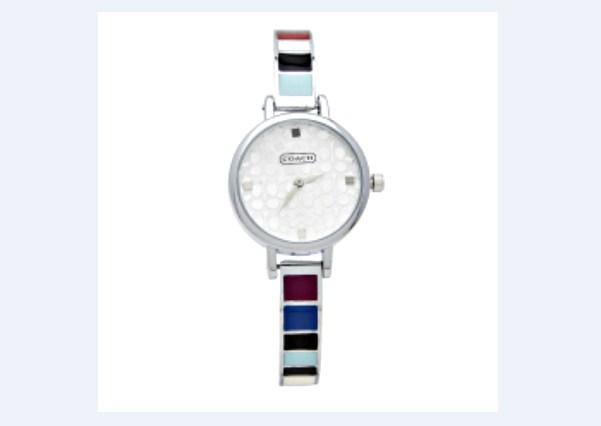 Đồng hồ nữ dây thép không gỉ COA-SILV0002