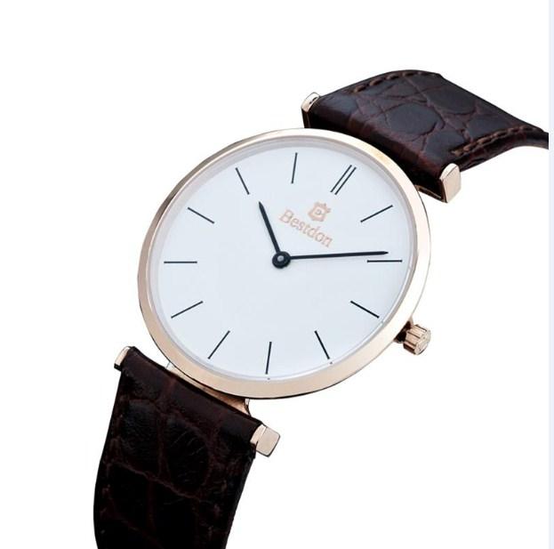 Đồng hồ Bestdon sử dụng bộ máy cao cấp và được áp dụng công nghệ chế tác tuyệt vời của Thụy Sĩ.