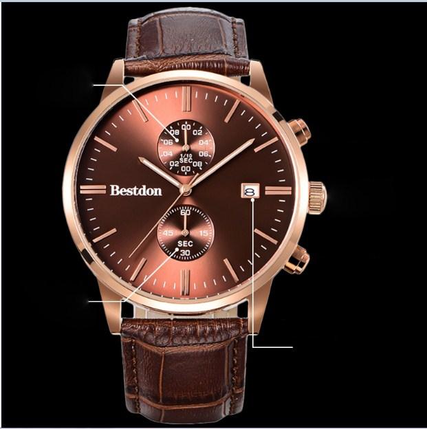 Đồng hồ Bestdon đại diện cho sự đa văn hóa