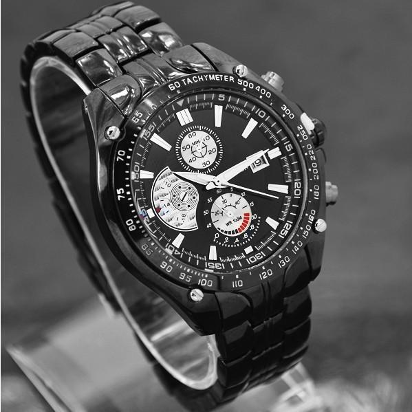 Đồng hồ nam dây da P012